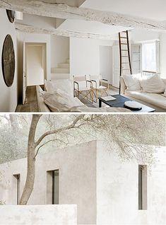 white interiors | Danielle de Lange | Flickr