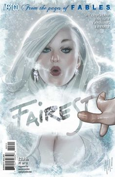 Fairest #3 - Party Crasher: Chapter Three of Wide Awake (Issue)