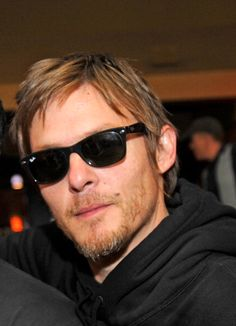 Norman Reedus attends the 2012 Chiller Theatre expo at the Parsippany Hilton on April 28 2012 in Parsippany City