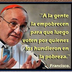 Papa Quotes, Life Quotes, Famous Quotes, Best Quotes, Phrases About Life, Papa Francisco Frases, Affirmation Quotes, Pope Francis, Spanish Quotes