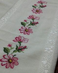 Cross Stitch Rose, Cross Stitch Designs, Cross Stitch Patterns, … – Hair World Cross Stitch Rose, Cross Stitch Borders, Cross Stitch Flowers, Cross Stitch Designs, Cross Stitching, Cross Stitch Patterns, Basic Embroidery Stitches, Hand Embroidery Videos, Cross Stitch Embroidery