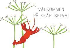 kräftskiva inbjudan - Google-haku Crawfish Party, Fest, Google, September, Europe, Decorations, Travel, Sweden, Viajes