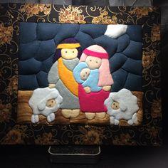 Christmas Door, Nativity, Throw Pillows, Quilts, Bingo, Frame, Home Decor, Patchwork Embutido, Christmas Crafts