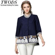 Cotton Ethnic Style Blouse Stand Collar Loose High-end Quality Blusas Feminina 5XL Casual Shirt Like it? http://www.artifashion.net/product/cotton-ethnic-style-blouse-stand-collar-loose-high-end-quality-blusas-feminina-5xl-casual-shirt/ #shop #beauty #Woman's fashion #Products