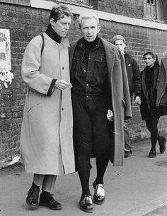 Martin Margiela & Jean Paul Gaultier dans les années 80