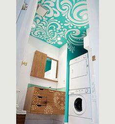¡¡se parece al lavadero de mi casa !!...jejee