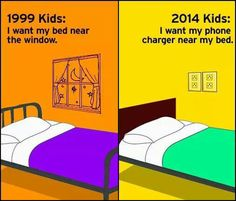 Kids Have Changed A Lot