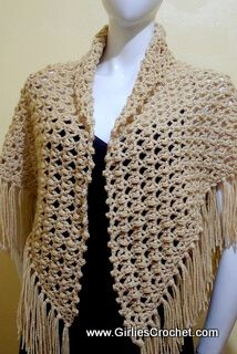 This free crochet pattern was done using the puff stitch. The Rosary Prayer Shawl, a gorgeously elegant prayer shawl that will surely invite compliments from even people you don't expect.