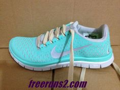 Nike Free 3.0 V4 Womens Tropical Twist Reflective Silver Pro Platinum Beige Lace Shoes $ 49.69