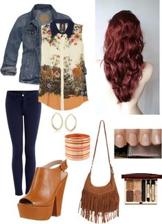 """Weekend look"" by victoria-lessard on Polyvore"