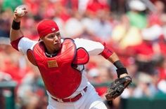 Yadier Molina, best catcher in the MLB and my future husband ;)