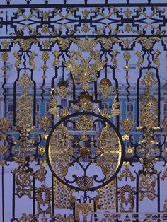 Gate of the Winter Palace, St. Petersburg