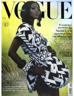 Naomi Campbell in black & white