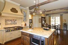 Creamy... Kitchens, The Unit, Home Decor, Decoration Home, Room Decor, Kitchen, Cuisine, Interior Decorating