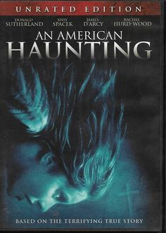An American Haunting DVD 2006 Unrated Edition Horror