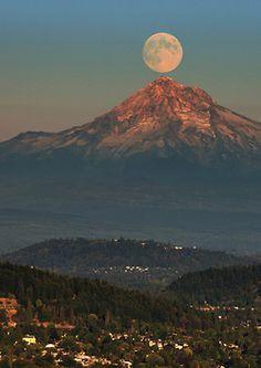 Mt. Hood   Portland   Oregon