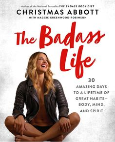 """1,737 Likes, 19 Comments - Christmas : Badass Body Life (@christmasabbott) on Instagram: """"Happy Valentines Day 💕   Be sure to grab an autographed copy in he bio link!"""""""