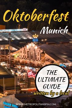 Planning a trip to the #Oktoberfest? Don't miss this ultimate #guide! #europe…