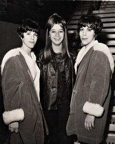 The Shangri-Las in London, 1965