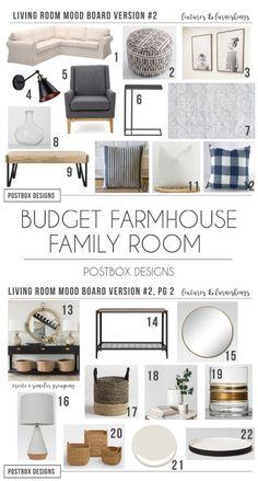 Create A Boho Basement Family Room Via Online Interior Design