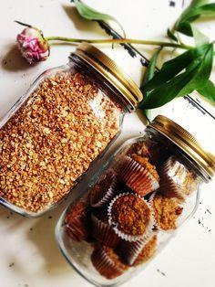 Selfmade #granola and glutenfree vegetable #muffins. Recipes on my blog!  #glutenfree #cleaneating #gesundeernährung #glutenfrei #zuckerfrei #sugarfree #eatclean #healthy #gesundheit #vegan