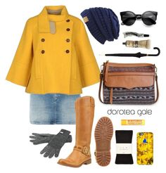 """It's gonna rain"" by doroteagale ❤ liked on Polyvore featuring Replay, Timberland, Jejia, Coal, Falke, Alexander McQueen, Aesop, Burt's Bees and microminis"