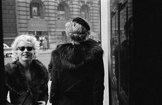 Marilyn Monroe in New York City, 1955, photo by Peter mangone