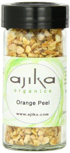 Ajika Organic orange Peel, 1.9-Ounce - http://goodvibeorganics.com/ajika-organic-orange-peel-1-9-ounce/