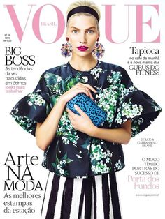 Cover of Vogue Brazil with Aline Weber, April 2013 (ID 19584)  Magazines    The FMD 025445c00d