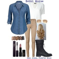 Bobbi Morse// cosplay idea for Allison