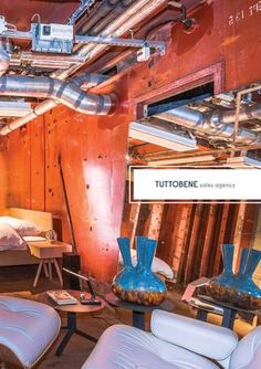 Tuttobene project book  The project book shows reference of projects from the designers and brands we work with