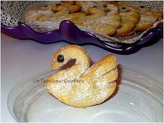 Un Tavolo per Quattro: Biscotti Cigno