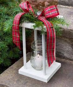 This handsome lantern is an easy DIY gift you can put together in an afternoon using scraps you may have left over in your workshop.   Photo: Ian Spanier   thisoldhouse.com