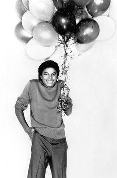 Michael Jackson, how adorable.