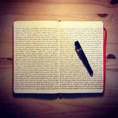 26th Creativity Challenge: Handwriting Day 2015 - Handwriting Day