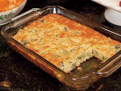 Get the Recipe!: Scotty McCreery's Broccoli Cornbread