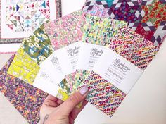 I might be biased... but I'm pretty sure our new bias binding is the prettiest bias that you will ever see! ✨ That Mila on the right is my new favourite!  Our Bias is $12 for 3m, plenty more prints available in the shop.  . . . . #thestrawberrythief#libertyfabric#libertytanalawn#libertyartfabrics#loveliberty#fabric#sewing#crafty#libertyclassics#bias#pink#rainbow#colour#mitsi#fluttering#mila#betsyann#biasbinding#quilt#patchwork#quilting#sewgood#floral#flowers#fabricbinding#lib...