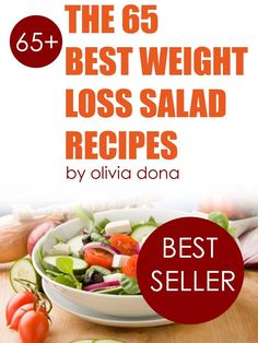 Diet salad recipes book- the best salad recipes for rapid weight loss  by olivia dona ($5.14)