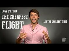 How To Find The Cheapest Flight In The Shortest Time with free software ITA Matrix by GOOGLE.