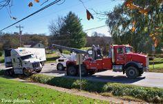 Big Rig Trucks, Tow Truck, Semi Trucks, Jamie Davis, Towing And Recovery, Kenworth Trucks, Trailers, Cars And Trucks, Trucks