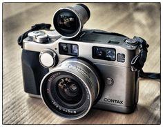 Contax G2, Biogon 21mm f/2,8