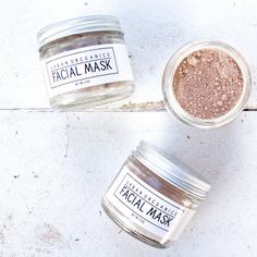 Cacao & Clay Face Mask - Vegan, Organic, 100% Natural