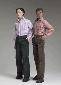 Cool Stripe Shirt (left)   T5-N17B-00-003  $14.99      Jazz Stripe Shirt (right)   T5-N17B-00-004  $14.99