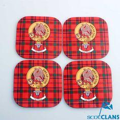 Clan Crest Coaster 4
