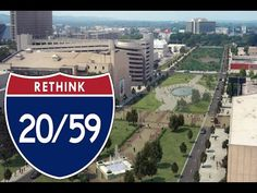 VIDEO: Rethink 20/59 on plan to overhaul stretch of interstate through downtown.