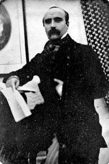Gustave Flaubert (c. 1850)