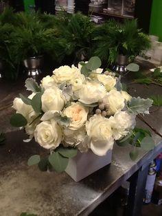 White wedding. ^Flower Allie