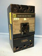 Square D KAP36110 110A Circuit Breaker 600V Type KAL S2 KAP-36110 SqD 110 Amp