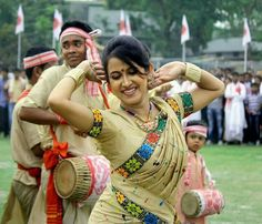 On the auspicious occasion of Makar Sankranti, Bihu and