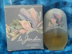 Le Jardin cologne by Max Factor Mom would get this as a present at Christmas 1980s Childhood, My Childhood Memories, Sweet Memories, Max Factor, First Perfume, I Remember When, Vintage Perfume Bottles, Ol Days, My Memory